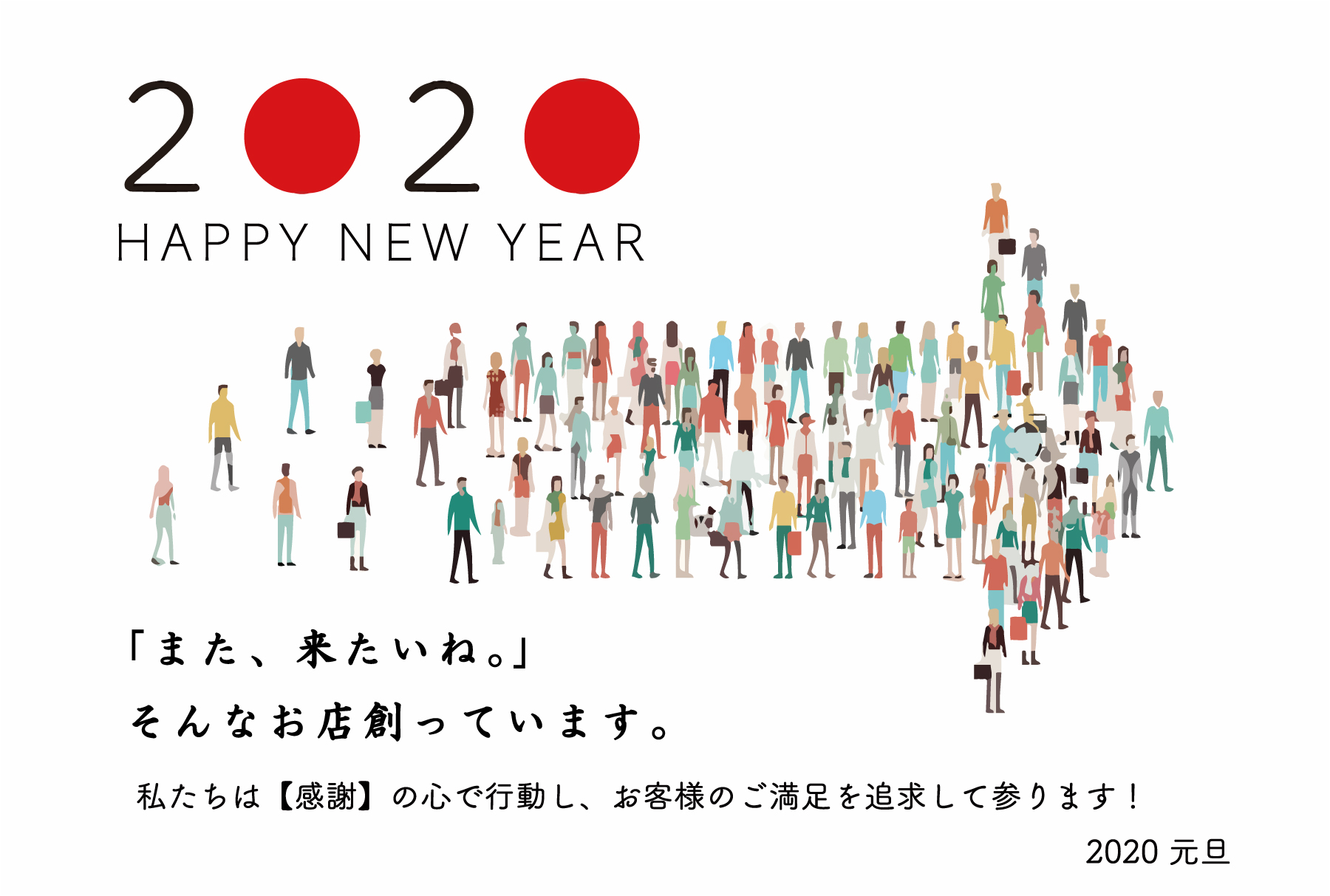 HAPPY NEW YEAR 2020 !