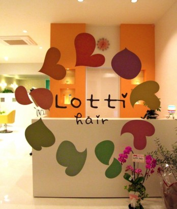 Lotti hair